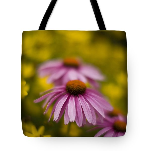 Echinacea Dreamy Tote Bag by Mike Reid