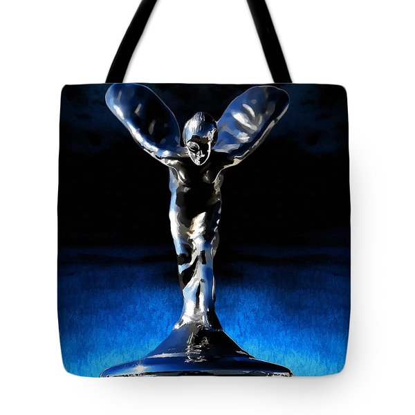 Ecstasy Tote Bag by Douglas Pittman