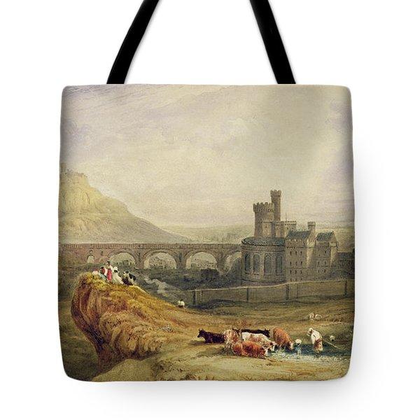 Edinburgh Tote Bag by Thomas Brabazon Aylmer
