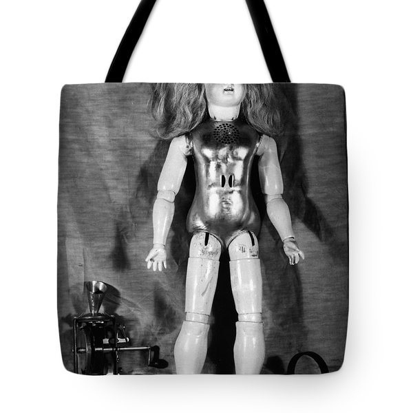 Edison: Talking Doll, C1890 Tote Bag by Granger