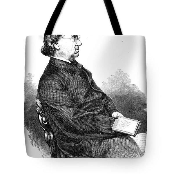 Eduard Moerike (1804-1875) Tote Bag by Granger
