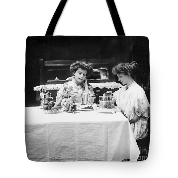 Electric Cookware, 1908 Tote Bag by Granger