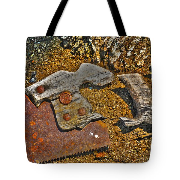 Elements Tote Bag by Cheryl Young