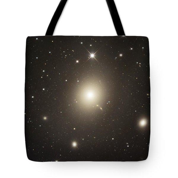 Elliptical Galaxy Messier 87 Tote Bag by Robert Gendler
