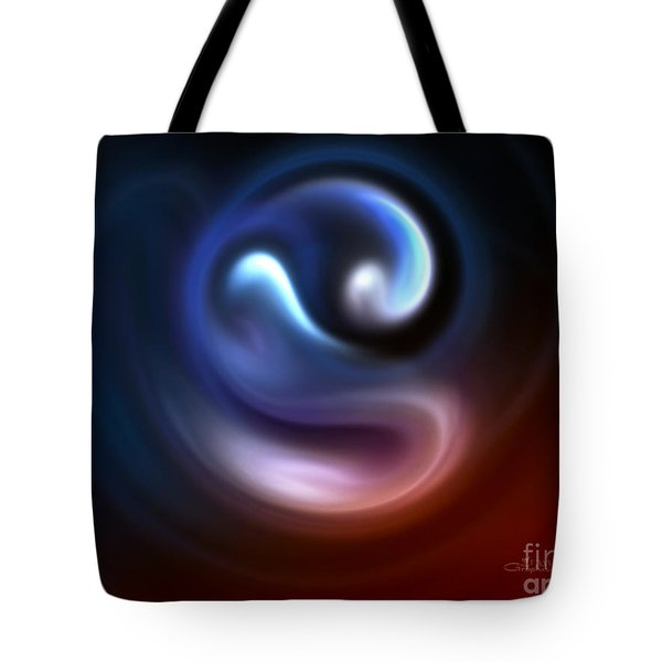 Embryo Tote Bag by Jutta Maria Pusl