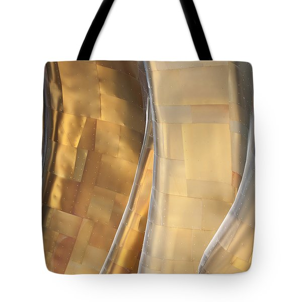 Emp Fools Gold Tote Bag by Chris Dutton