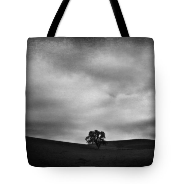 Emptiness Tote Bag by Laurie Search