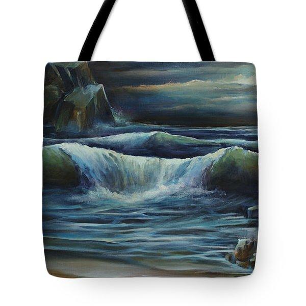 'endless' Tote Bag by Michael Lang