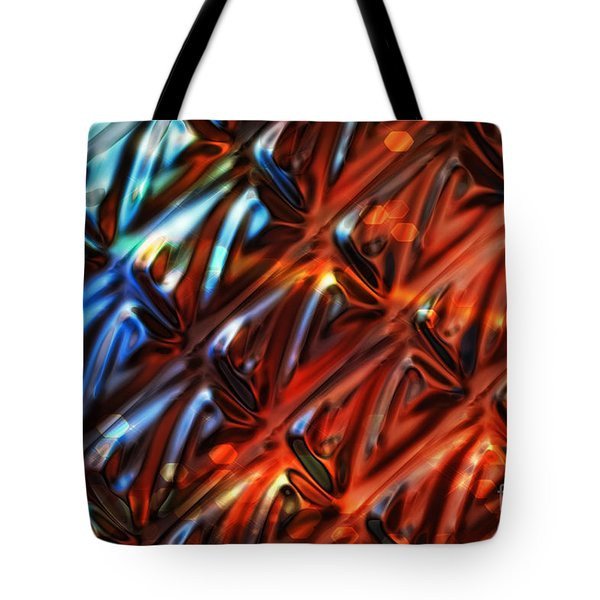 Endorphins Tote Bag by Mo T