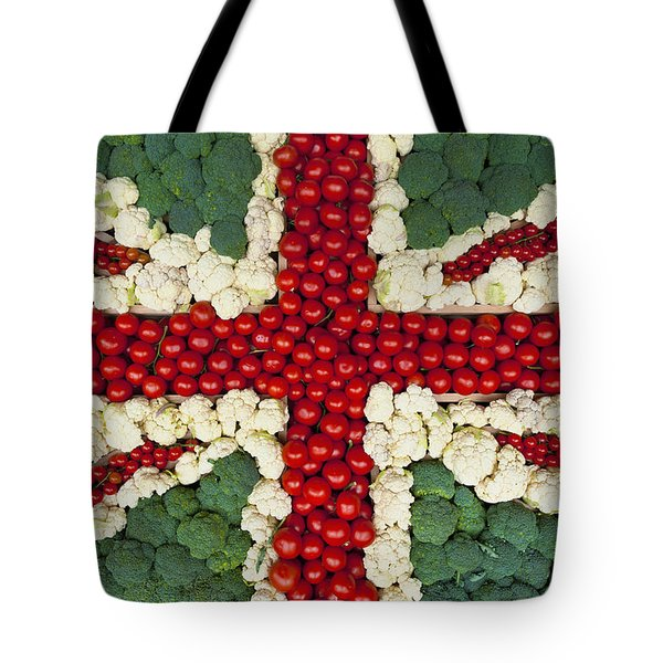 England Tote Bag by Axiom Photographic