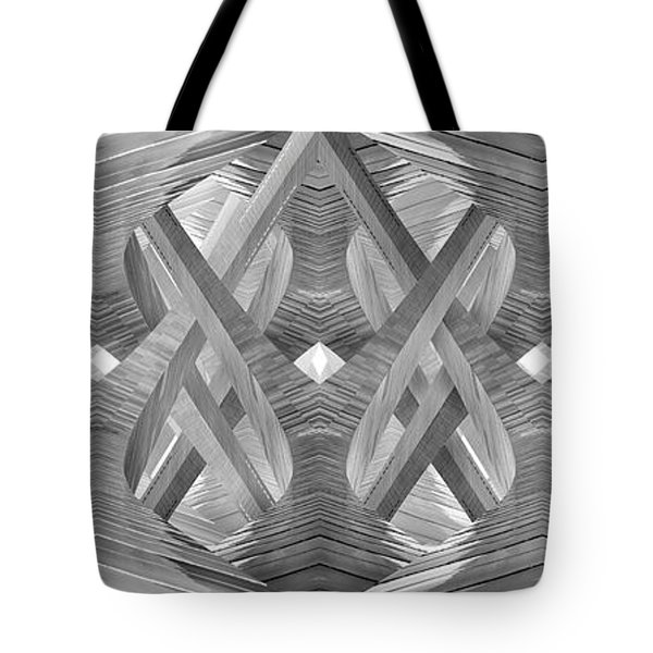 Entangled Tote Bag by Mike McGlothlen