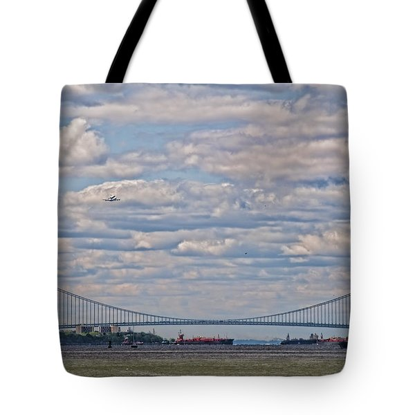 Enterprise 2 Tote Bag by S Paul Sahm