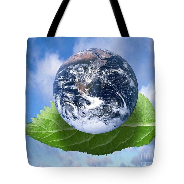 Environmental Issues Tote Bag by Victor de Schwanberg  and Photo Researchers