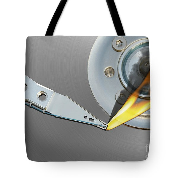 error Tote Bag by Michal Boubin