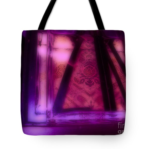 Essential Oils Tote Bag by Judi Bagwell