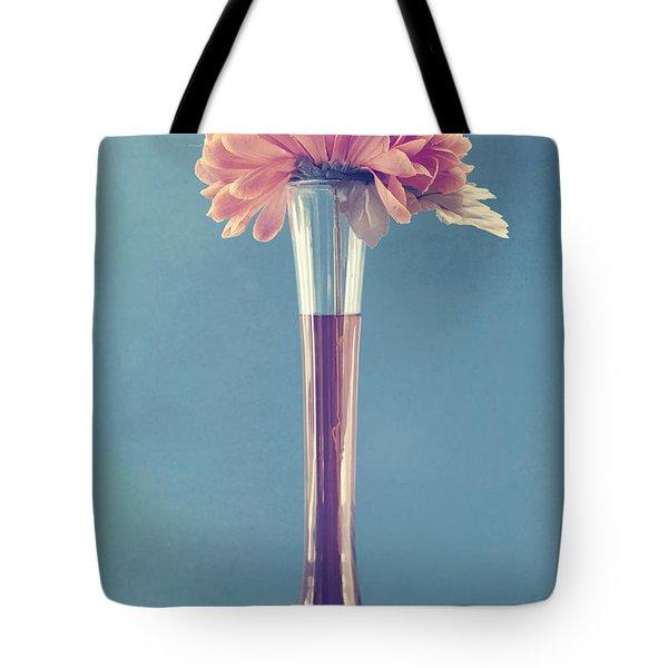 Estillo Vase - S01v3f Tote Bag by Variance Collections