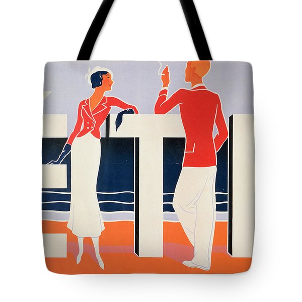 Ete Tote Bag by ME Caddy