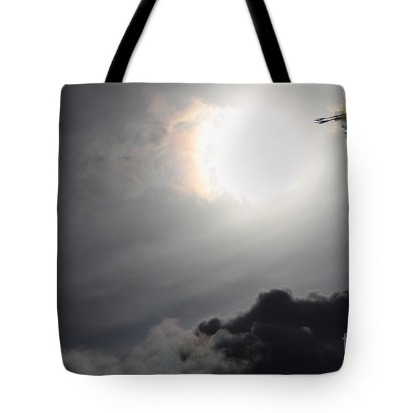 Eternity Tote Bag by Wingsdomain Art and Photography