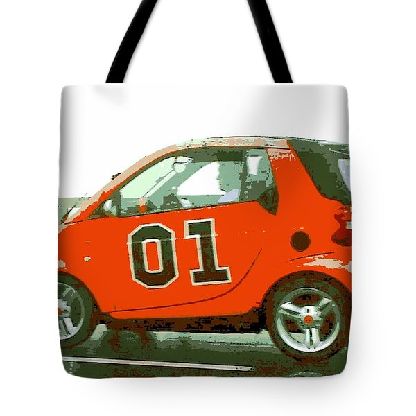 European General Lee Tote Bag by George Pedro