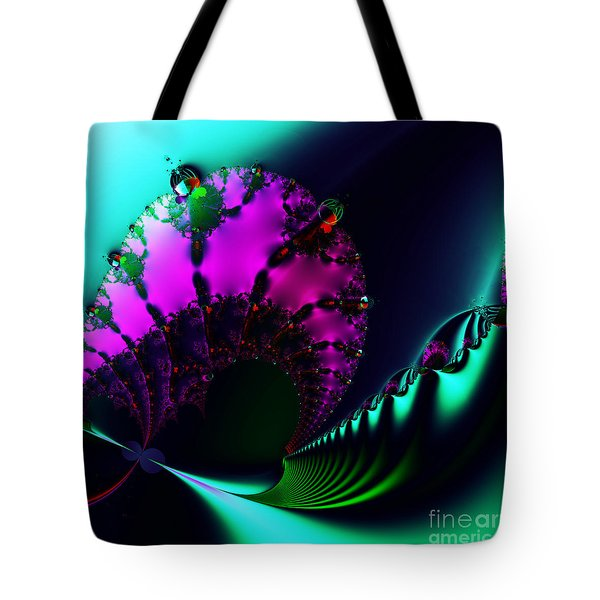 Event Horizon . S17 Tote Bag by Wingsdomain Art and Photography