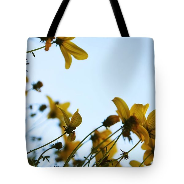 Every Sight And Every Sound Tote Bag by Laurie Search