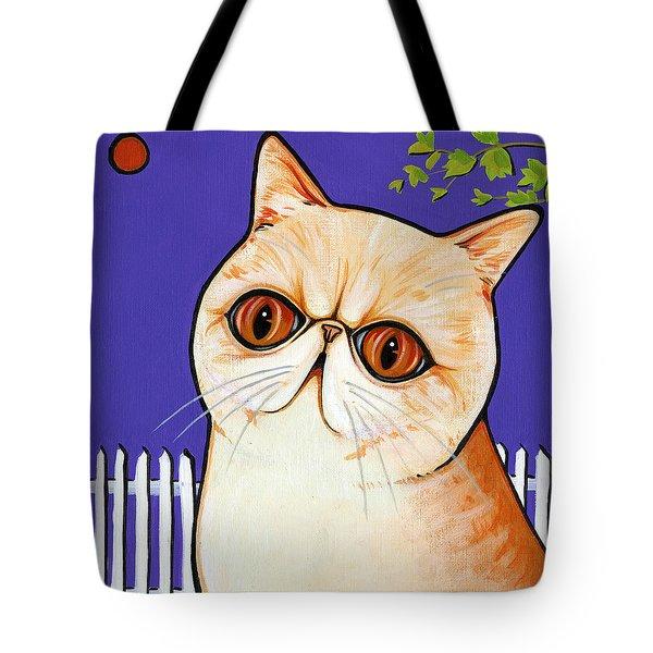 Exotic Tote Bag by Leanne Wilkes