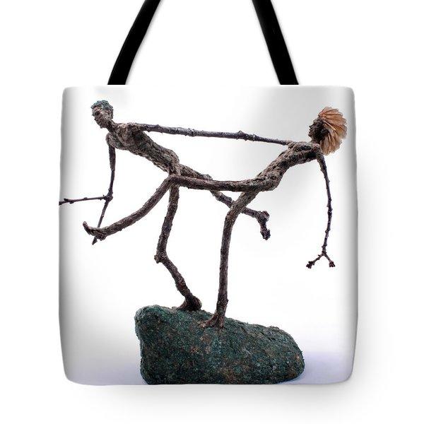 Exuberance Tote Bag by Adam Long
