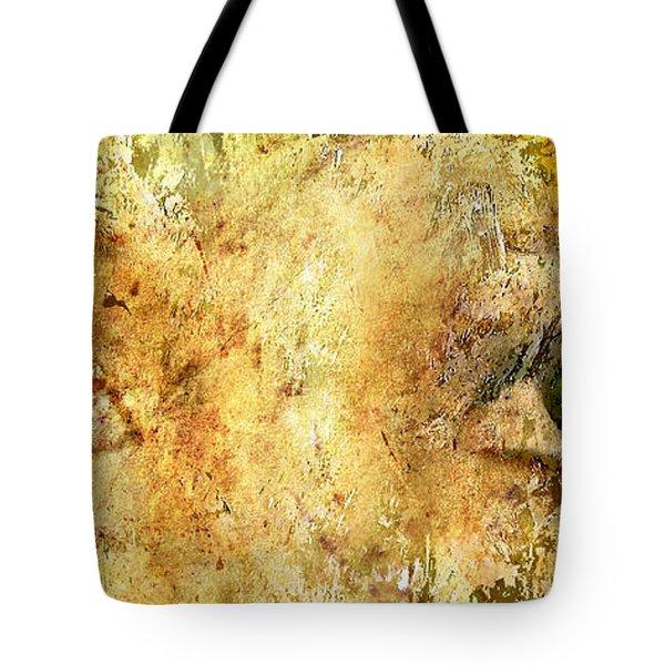 Eyes Of The Beheld Tote Bag by Brett Pfister