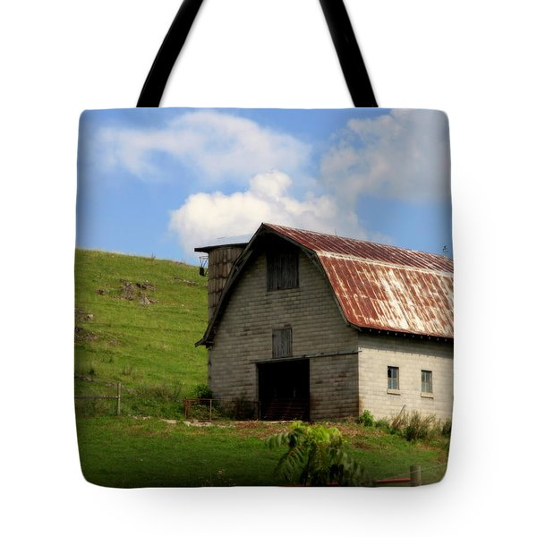 Faded Generations Tote Bag by KAREN WILES