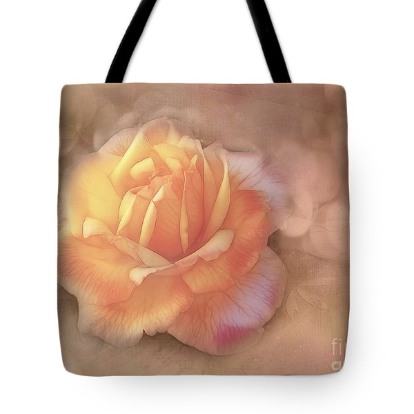 Faded Memories Tote Bag by Judi Bagwell