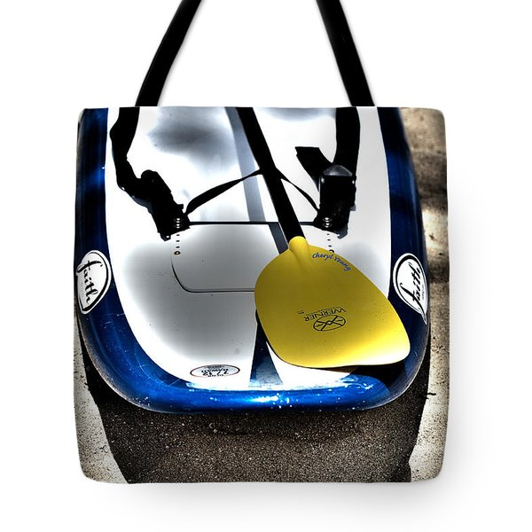 Faith 2 Tote Bag by Cheryl Young