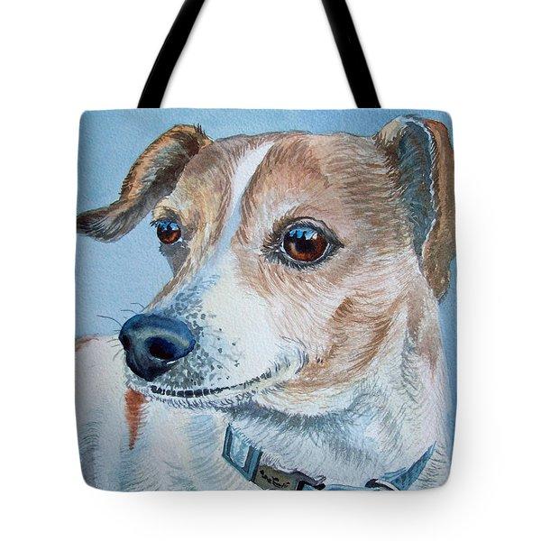 Faithful Eyes Tote Bag by Irina Sztukowski