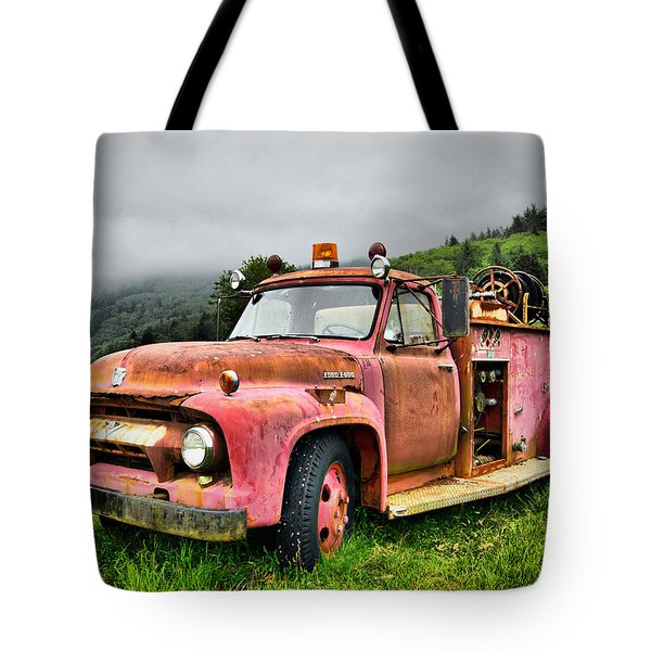 Faithful Servant Tote Bag by Nena Trapp