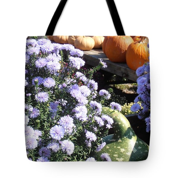 Fall Medley Tote Bag by Kimberly Perry