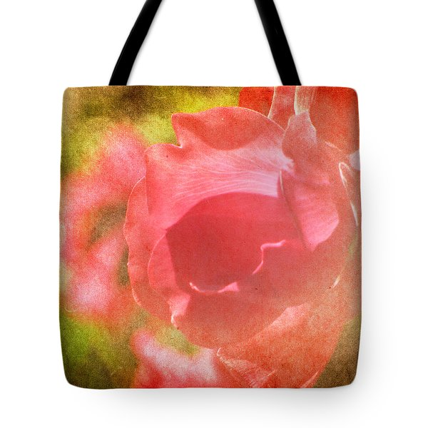Falling In Love Tote Bag by Amy Tyler