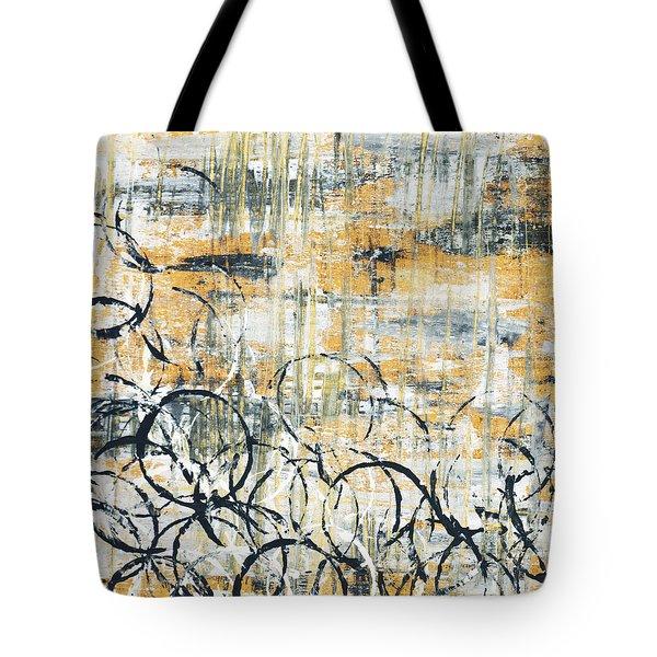 Falls Design 3 Tote Bag by Megan Duncanson