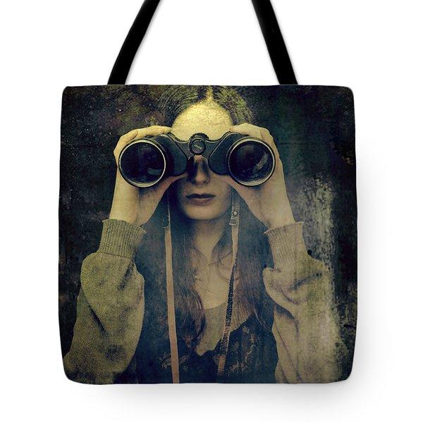 Far Away Tote Bag by Pawel Piatek