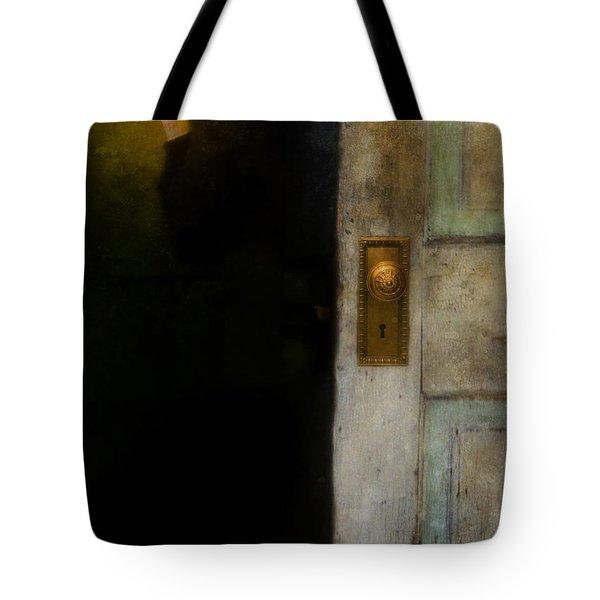 Fear Tote Bag by Jill Battaglia