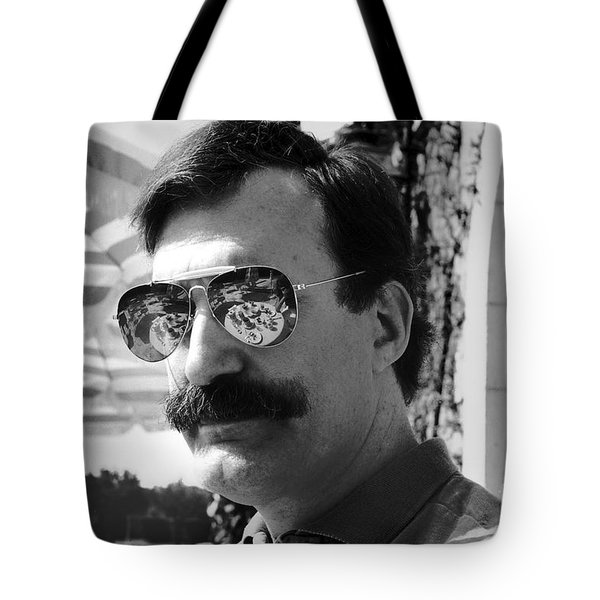 Feast for the Eyes Tote Bag by Madeline Ellis