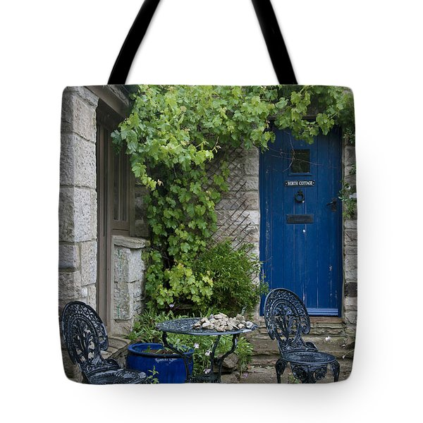 Feel A Homey Ambience Tote Bag by Heiko Koehrer-Wagner