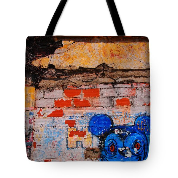Felipe Tote Bag by Skip Hunt