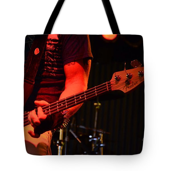 Fender Bender Tote Bag by Bob Christopher