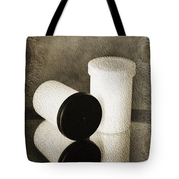Film Capsule Tote Bag by Andee Design