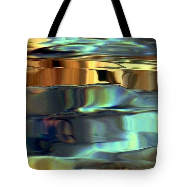 Final 1st Panel Tote Bag by Dale   Ford