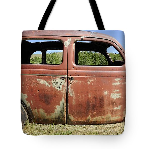 Final Destination Tote Bag by Fran Riley