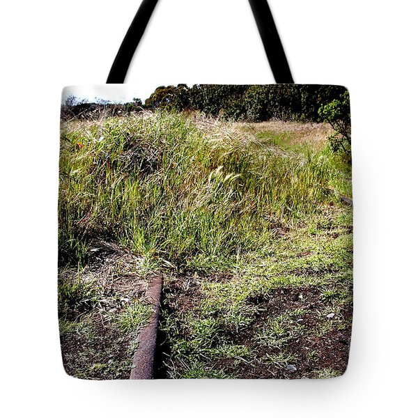 Final Stop . 7d15028 Tote Bag by Wingsdomain Art and Photography