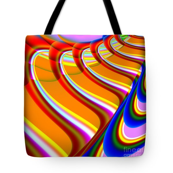 Finding Love . S15 Tote Bag by Wingsdomain Art and Photography