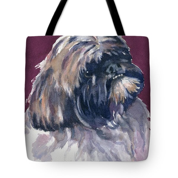 Finnigan Tote Bag by Marsha Elliott