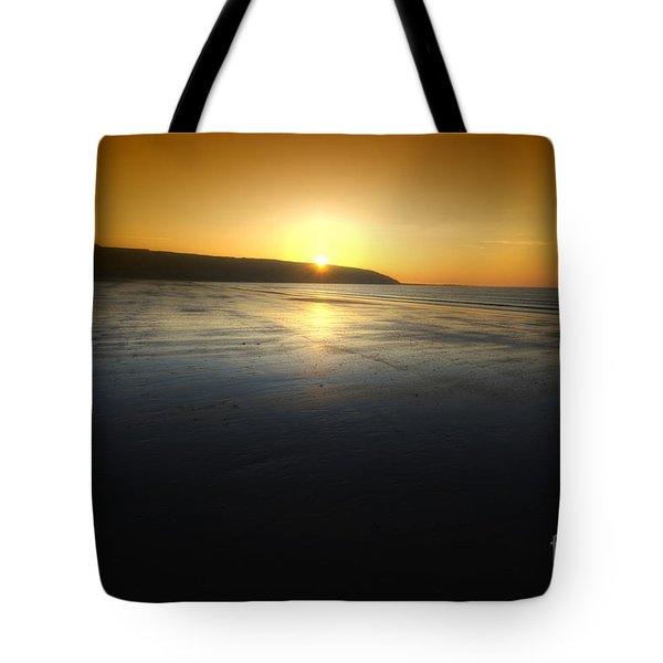 First Blush Tote Bag by Yhun Suarez