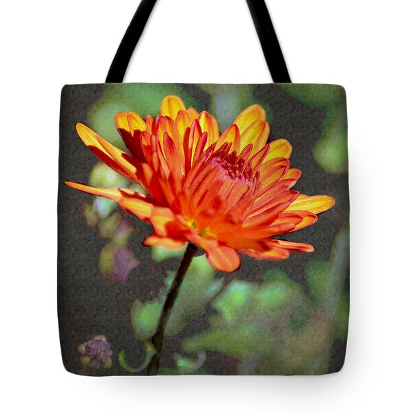 First Mum For Fall Tote Bag by Sandi OReilly
